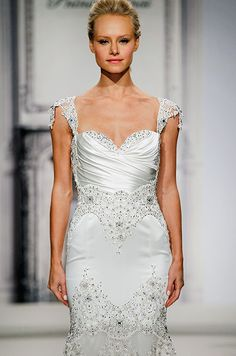 Kleinfeld Bridal carries the largest selection of couture wedding dresses, designer exclusives, plus size wedding gowns, headpieces and accessories. Unique Wedding Gowns, Plus Size Wedding Gowns, Bridal Wedding Dresses, Wedding Dress Styles, Bridesmaid Dresses, Unique Weddings, Sexy Gown, Sexy Dresses, Pnina Tornai Dresses