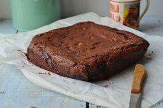 Brownie aux noisettes Vegan