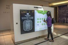 Digital signage #microgigantic & cineplex