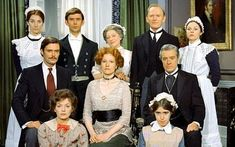 Upstairs, Downstairs vs. Downton Abbey—Downstairs Battle Royale!!!