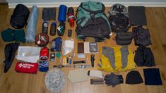 Ultralight backpacking lets you hike faster and farther, but don't forget safety. A proper gear list is important so you don't forget anything important. The Ten Essentials For safety, …
