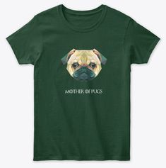 Pugs, Nice, Create, People, Mens Tops, T Shirt, Clothes, Outfits, Beauty