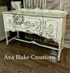 Antique Sideboard To Vintage Postage Stunning Masterpiece