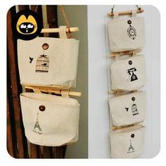 Buy 'Cutie Bazaar – Print Hanging Pocket' with Free International Shipping at YesStyle.com. Browse and shop for thousands of Asian fashion items from China and more!