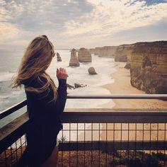Camper trip #greatoceanroad #12apostles #friends #australia by dominique.strebel http://ift.tt/1ijk11S