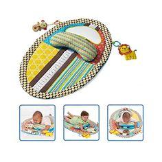 MUSICAL Baby Gym Play Mat Waterproof Blanket Floor Nap Crawl