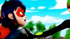 "Miraculous Ladybug - ""Timebreaker"" - GAH!!! HE JUMPED IN TO SAVE HER!!! I CAN'T HANDLE THIS!!!"