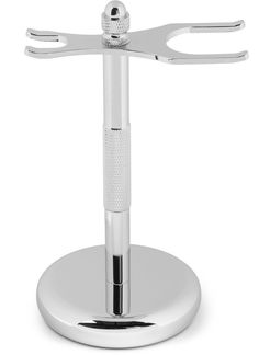 Amazon.com: Perfecto Deluxe Chrome Razor and Brush Stand - The Best Safety Razor Stand!!! This Will Prolong The Life Of Your Shaving Brush: Health & Personal Care