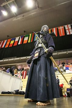 European Kendo Championships by incuboy, via Flickr