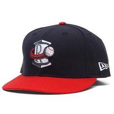 569c7904141 Rome Braves Official Game Cap Minor League Baseball