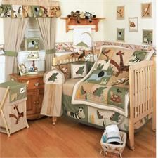 16 best jungle and safari theme crib sets images on pinterest