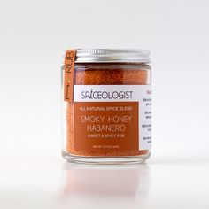 Smoky Honey Habanero™ Sweet and Spicy Rub | spiceologist.com