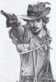 AMAZING! devsash: Santiago Cabrera as Aramis from BBC's The Musketeers.