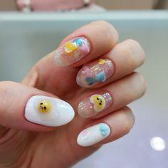 Taylor R's Gudetama Nails                                                                                                                                                      More