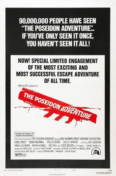 The Poseidon Adventure Poster - Click to View Extra Large Image