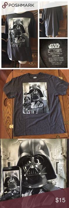 NWOT STAR WARS T-Shirt NWOT STAR WARS T-Shirt. Size L. Tags removed but not worn. Gifted. Fifth Sun Shirts & Tops Tees - Short Sleeve