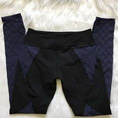 I just added this to my closet on Poshmark  Beyond Yoga Navy Quilted Yoga  Pants Leggings. Price   26 Size  S 68dcb1120