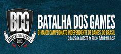 Saiba tudo sobre o maior campeonato de games do Brasil - A Batalha dos Games http://www.nerdup.com.br/especiais/coberturas/campeonato-de-games-bdg #games #gamer #bdg #nerd #geek