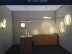 Le Deun Luminaires - Decorex-London-Sep2012