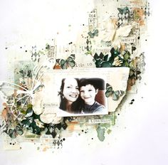 Paper Attic: 'greatest treasure' My new kit for The Scrapbook D...