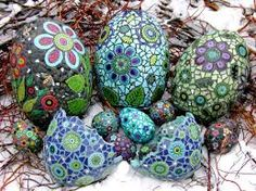 Image result for ideas for garden walls mosaic