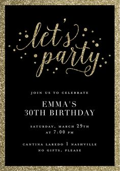 Birthday engaging 30th birthday cocktail party invitations high join the party by jessica williams greenvelope stopboris Gallery