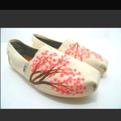 Painted toms:)