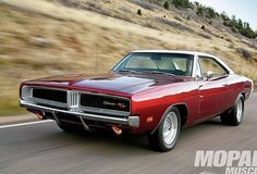 Afternoon Drive: American Muscle Cars Photos) Men are passionate about their stuff, and American classic muscle cars are no exception. It is said that a man's car is an extension of his personalit. Hot Rods, Dodge Muscle Cars, 1969 Dodge Charger, Charger Rt, Automobile, Michigan, Us Cars, Cars Usa, Sport Cars