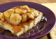 When you first set your eyes on Bananas Fosters Overnight French Toast ...