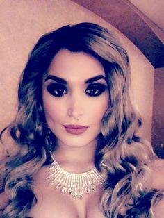 Miss Fashion Week 2018 first round contestant - Elda Loya