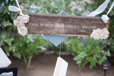 Story book wedding ideas and inspiration. Rustic