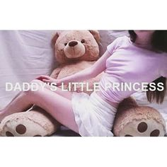 Daddy's little princess DD/lg 18+