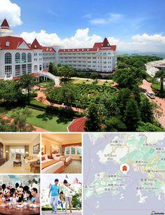 Cet hôtel situé à 15 min à pied de Disneyland est facilement accessible à pied depuis la station Hong Kong Disneyland Resort.