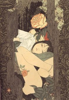 Love and Death by Takato Yamamoto