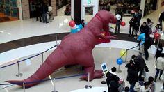 ABI-tech 恐竜シューティング/ティラノサウルス④
