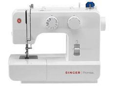 Máquina de Costura Singer - Promise 1409 com as melhores condições você encontra no Magazine Sensibilidade. Confira!