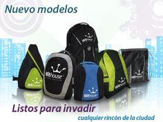 Mochilas bordadas