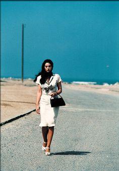 Monica Bellucci, Malena. What an excellent film.