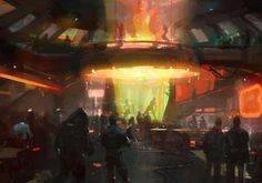 Mass Effect 2 concept. Waiting for 3...