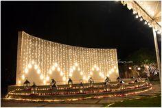 Temple Tree Leisure Bangalore, Wedding Venue In Banglaore, Wedding Resorts In Bangalore, Outdoor Wedding Venues Reception Stage Decor, Wedding Reception Backdrop, Outdoor Wedding Decorations, Reception Decorations, Backdrop Decorations, Wedding Ceremony, Quince Decorations, Wedding Entrance, Wedding Mandap