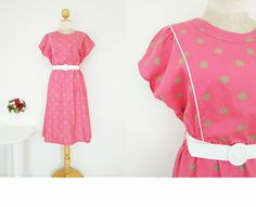 Check out this item in my Etsy shop https://www.etsy.com/listing/501971901/hippie-boho-japanese-vintage-dress-pink