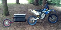 badass motorcycle trailer - Pirate4x4.Com : 4x4 and Off-Road Forum