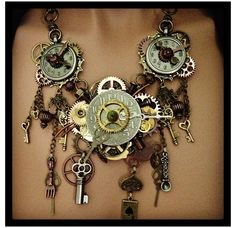 Steampunk...BUY ALOT OFF ETSY AND DIY.DR..BRASSY STEAMPUNK..GOODIES, LONESOME GEARS AND TOYS AND GREAT STUFF!