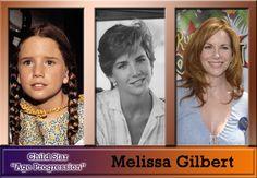 Melissa Gilbert - Little House on the Prairie