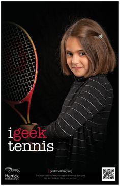 """i geek tennis"""