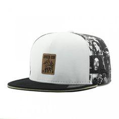 BONÉ MARLEY BRANCO Snapback To Reality, Style Men, Snapback Hats, Beanies, Hats For Men, Clothing Ideas, Caps Hats, Mens Fashion, Bags