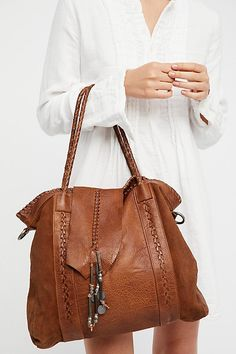 ca58cb4a29 Isle Distressed Tote. Tote Bags For SchoolLeather ...