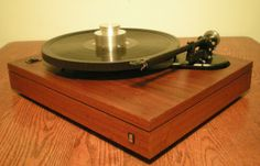 AR Turntable Vinyl Nirvana Acoustic Research Merrill Thorens For Sale » For Sale: Heavily Modded EB-101