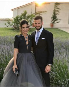 Nacho and stunning Maria at the wedding of Lucas and Maca :) Nachos, Nacho Fernandez, Lucas Vazquez, Equipe Real Madrid, Real Madrid Players, User Profile, Crowd, Kicks, Tulle