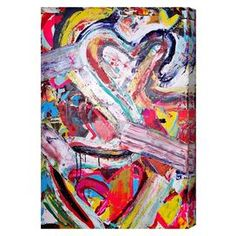 Love Remix Canvas Print by Tiago Magro, Oliver Gal